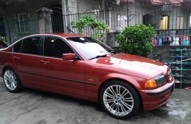 Red Bmw 316i 2002 for sale in Taal