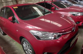 Selling Red Toyota Vios 2018 in Quezon City