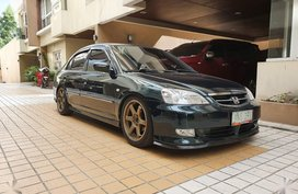 Sell Black 2004 Honda Civic in Manila