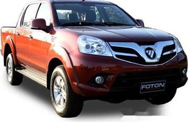 Foton Thunder 2020 for sale in Pampanga