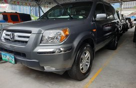 Selling Grey  Honda Pilot Xv 2007 in Pasig