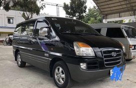 Black Hyundai Starex 2007 for sale in San Antonio