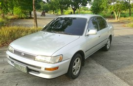 Selling Toyota Corolla GLI 1996 (1997 Acquired) Automatic