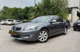 2010 Honda Accord 3.5L V6 Gas Automatic