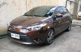 For Sale 2014 Toyota Vios 1.3E MT Metallic Brown