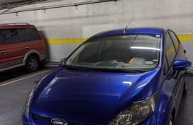 Ford Fiesta 2011 AT Gasoline