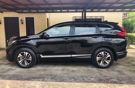Selling Black Honda Cr-V 2018 in Angeles