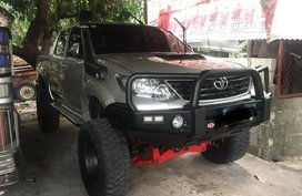 Cheapest Toyota Hilux 700k worth of accessories Strada Dmax Ranger