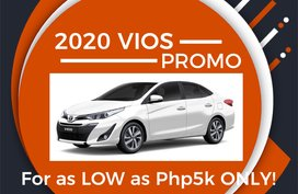 Brand New Toyota Vios 2020 for sale in Taguig