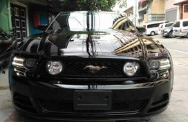 Selling Black Ford Mustang 2014 in Manila