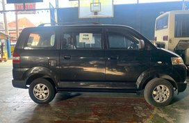 Black Suzuki Apv 2012 for sale in Manual
