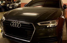 Sell Black 2017 Audi A4 in Bonifacio