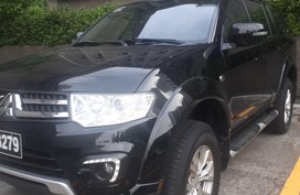 Sell 2015 Mitsubishi Montero Sport in Manila