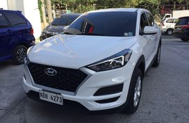 Sell 2019 Hyundai Tucson in Pasig