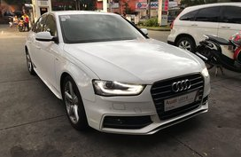 Audi A4 2016 for sale in Quezon City