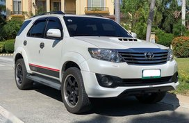 Selling Toyota Fortuner 2013 in Quezon City