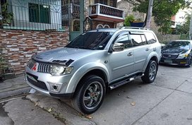 Sell Silver 2009 Mitsubishi Montero in Quezon City