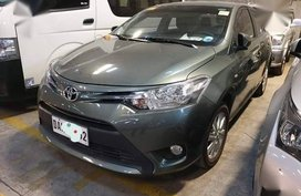 Grayblack Toyota Vios 2018 for sale in Automatic