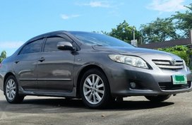 Grayblack Hyundai Accent 2009 for sale in Quezon City