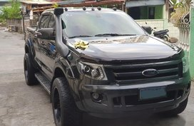 Black Ford Ranger 2013 for sale in Cainta