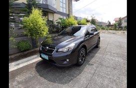 Selling Grayblack Subaru Xv 2013 in Santo Tomas
