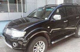 Black Mitsubishi Montero 2009 for sale in Automatic