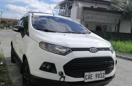 Sell White 2017 Ford Ecosport in San Fernando