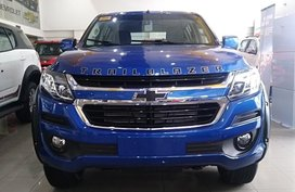 Selling Blue Chevrolet Trailblazer 0 in Pasig