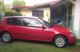 Selling Honda Civic 1994 in Arayat