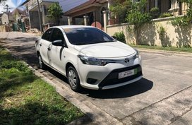 White Toyota Vios 2018 for sale in Cebu City