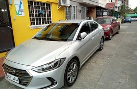 Sell Silver 2016 Hyundai Elantra in Quezon City