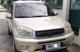 2004 Toypta Rav4 1.8 L 4X2 Manual Transmission