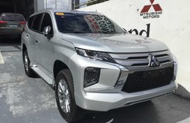 Brand New 2020 Mitsubishi Montero Sport Manual