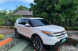 Ford Explorer 2013 Automatic Gas