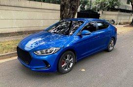 2016 Hyundai Elantra 1.6 GL Automatic AT