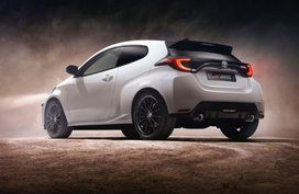 A Yaris-based crossover is currently in development