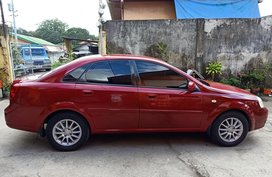 2004 Chevrolet Optra Gas Manual