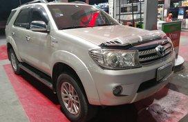Toyota Fortuner G 2010 vvti 2.7