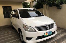 2013 Toyota Innova 2.5 J Diesel M/T
