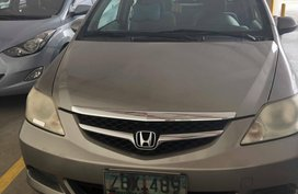 2006 Honda City IDSI M/T