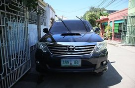 2013 Toyota Fortuner for sale in Paranaque