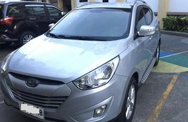 2014 Hyundai Tucson 2.0 AT Gas
