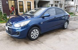2018 Hyundai Accent Blue Automatic