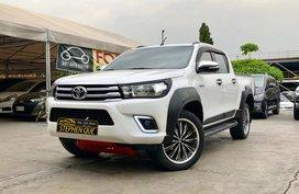 2017 Toyota Hilux 2.4G 4x2 Manual Diesel