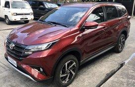 2019 Toyota Rush G 1.5L AT