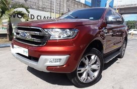 SuperFresh Almost New 2018 Ford Everest Titanium AT