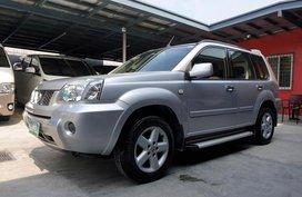 Nissan X-Trail 2008 250x 4x4 Automatic