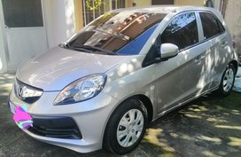 FOR SALE BRAND NEW HONDA BRIO S 1.3 AT 2015 in Naga City
