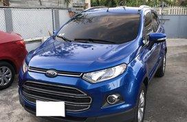 2017 Ford Ecosport Titanium Automatic Rush Sale