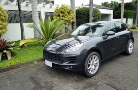Sell Grey 2017 Porsche Macan in Angeles